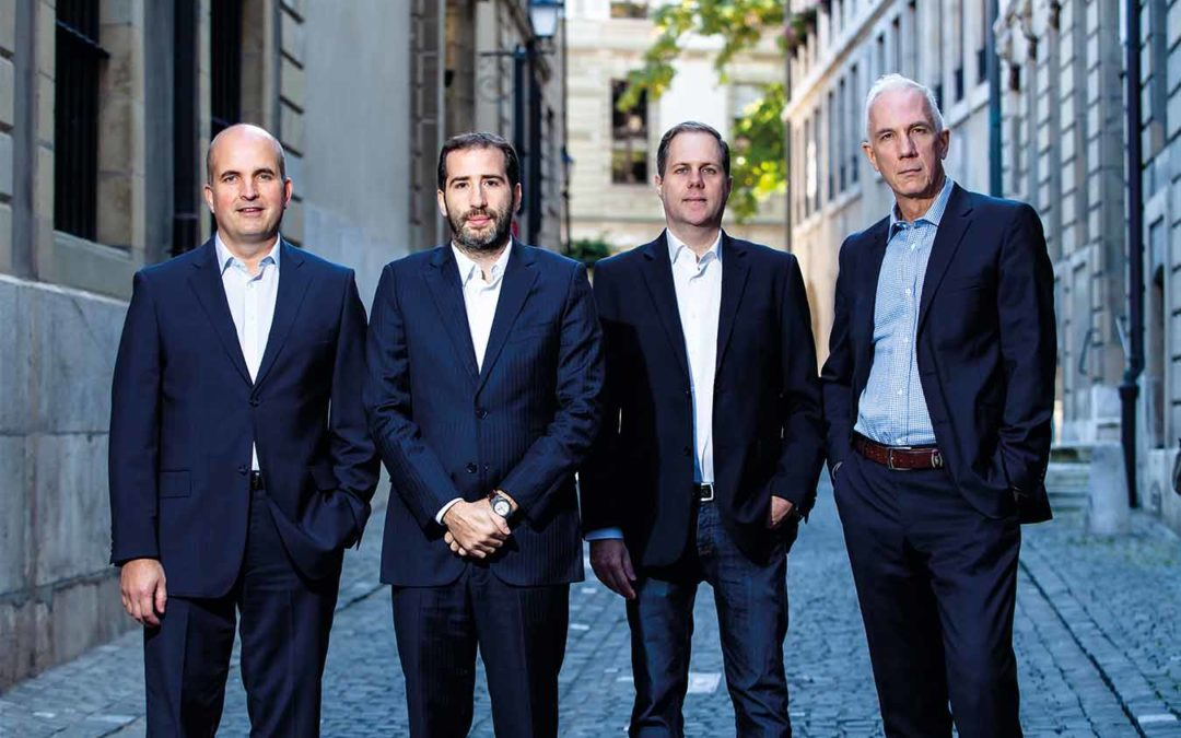 Plate-forme innovante pour gérants de fortune indépendants