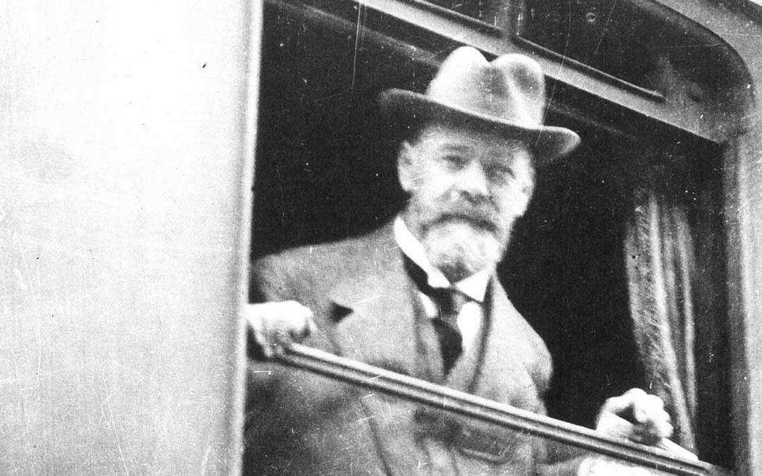 Ferdinand Hodler, l'impressionniste du lac